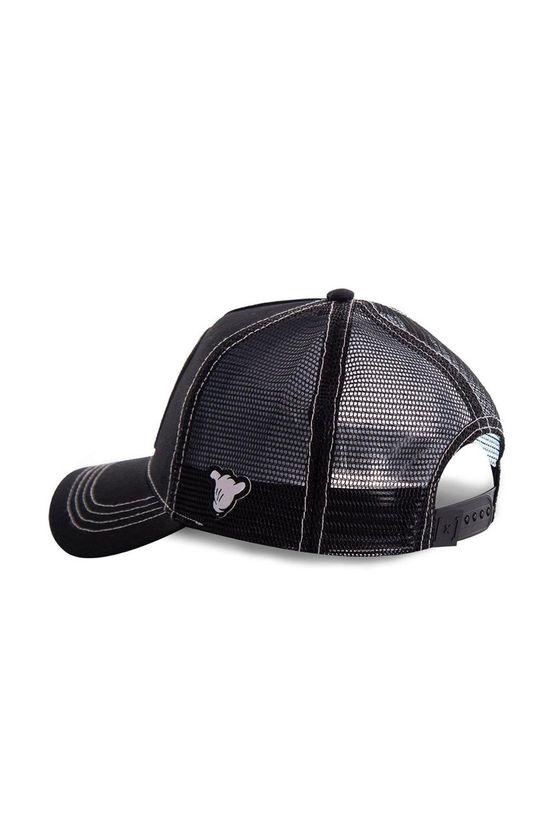 czarny Capslab - Czapka z daszkiem