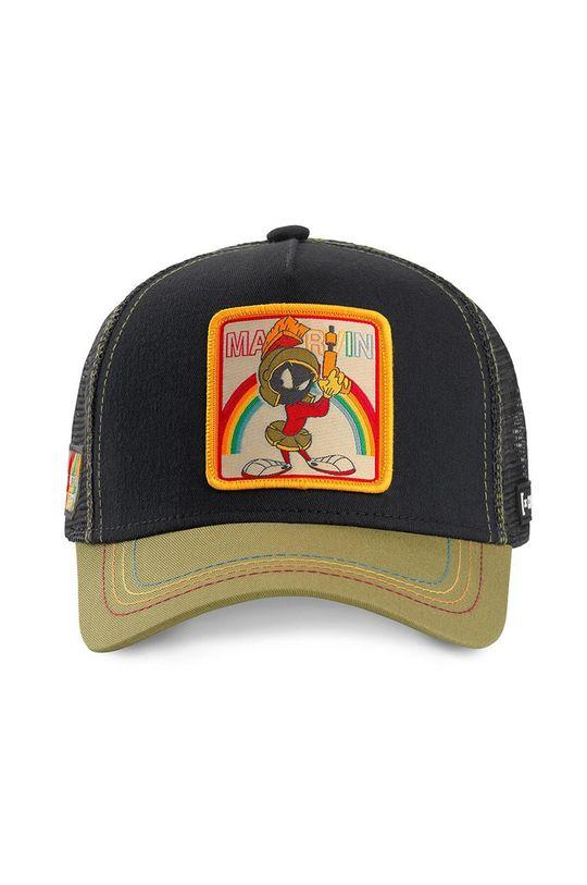 Capslab - Czapka z daszkiem czarny