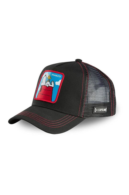 černá Capslab - Kšiltovka Unisex