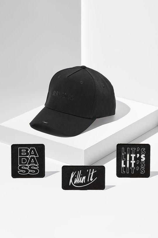 negru Next generation headwear - Sapca Unisex