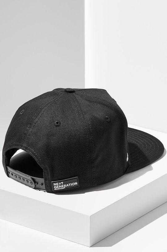 czarny Next generation headwear - Czapka