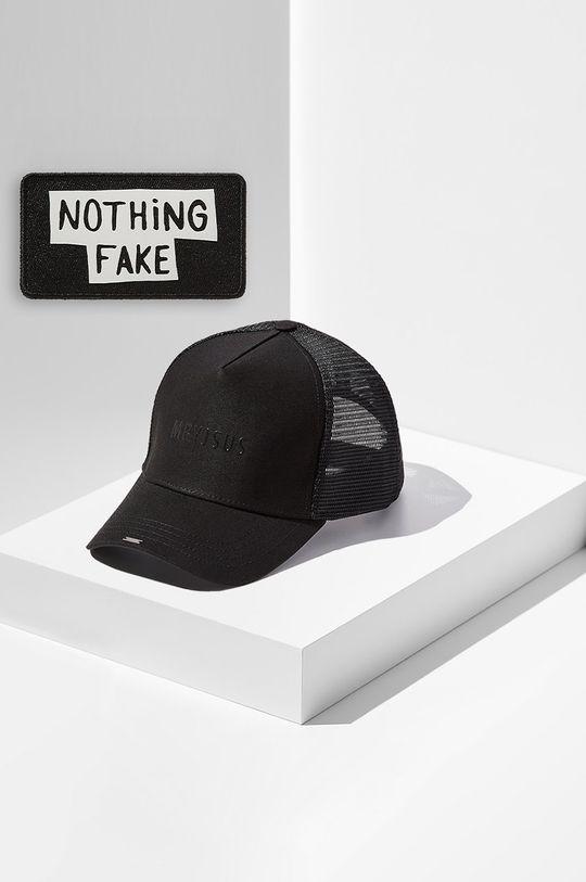 černá Next generation headwear - Čepice Unisex