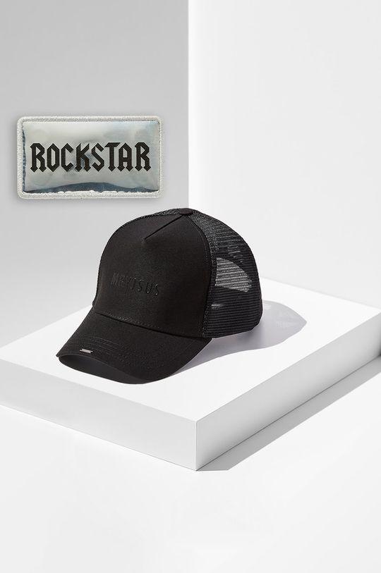 czarny Next generation headwear - Czapka Unisex