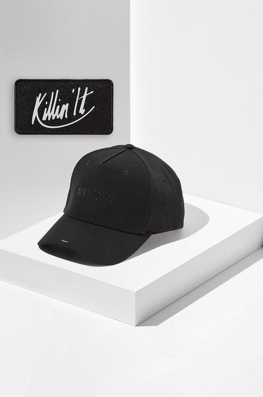 černá Next generation headwear - Kšiltovka Unisex
