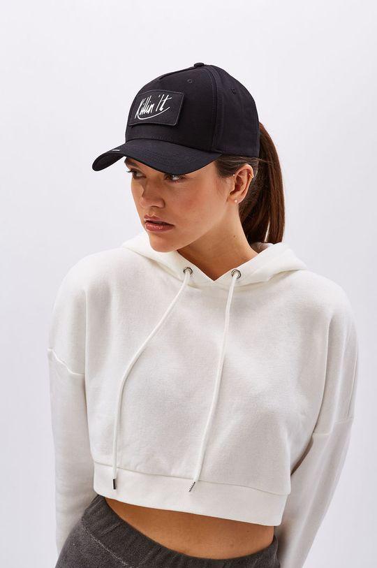 Next generation headwear - Kšiltovka černá