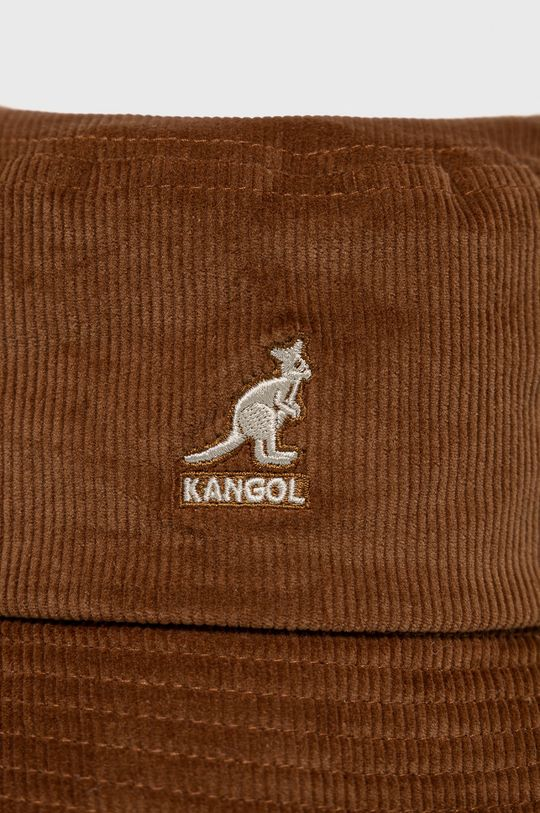 Kangol - Klobouk zlatohnědá