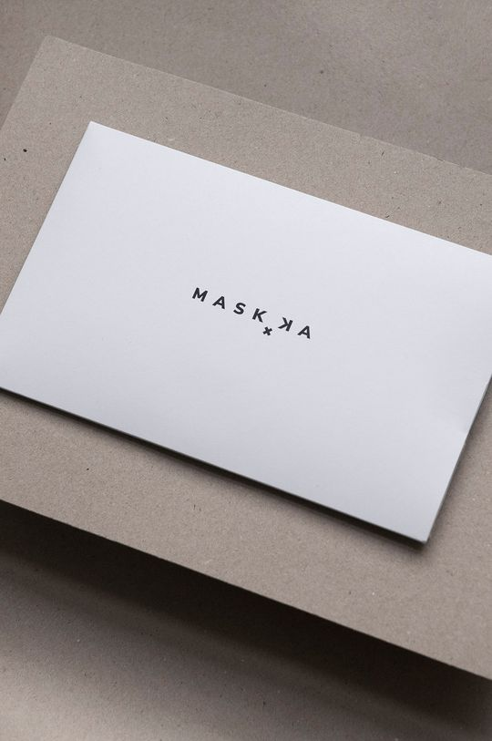 Maskka - Maseczka ochronna CANVAS Unisex