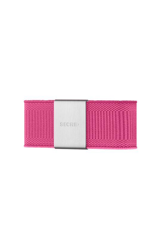 ostry różowy Secrid - Opaska na banknoty Damski