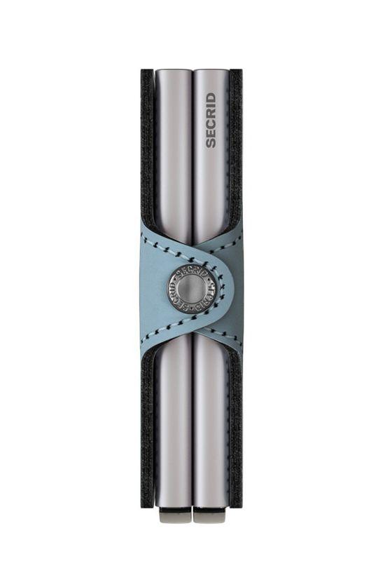 jasny niebieski Secrid - Portfel skórzany
