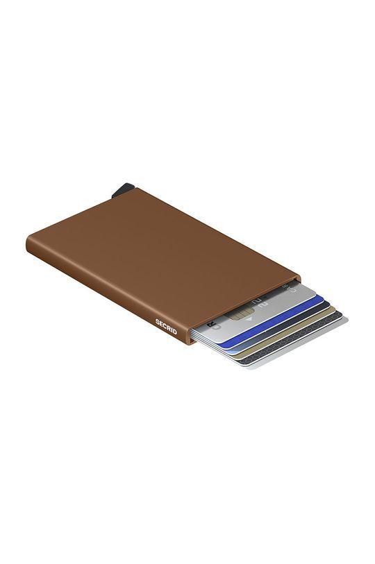Secrid - Portfel 100 % Aluminium