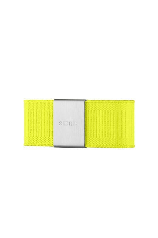 żółty Secrid - Opaska na banknoty Unisex