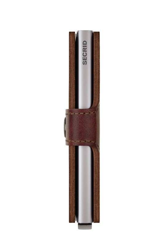 hnedá Secrid - Kožená peňaženka