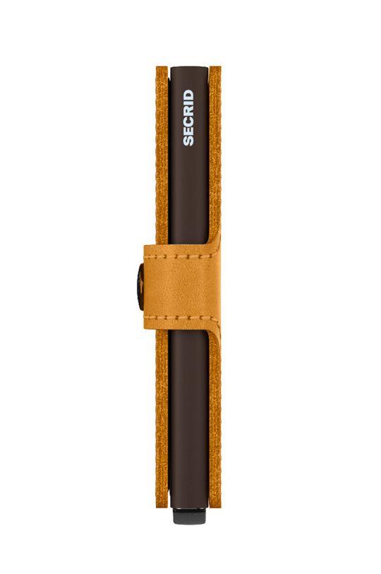 Secrid - Portfel skórzany Unisex