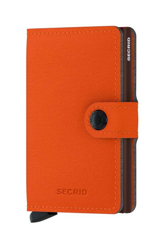 pomarańczowy Secrid - Portfel Unisex