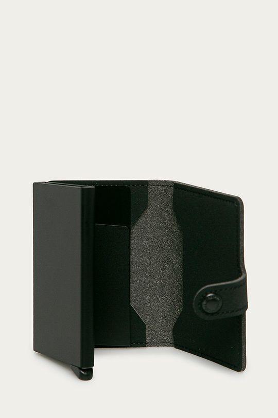 Secrid - Portfel czarny