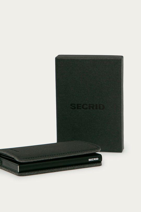 Secrid - Portfel Materiał 1: Materiał syntetyczny, Materiał 2: Aluminium