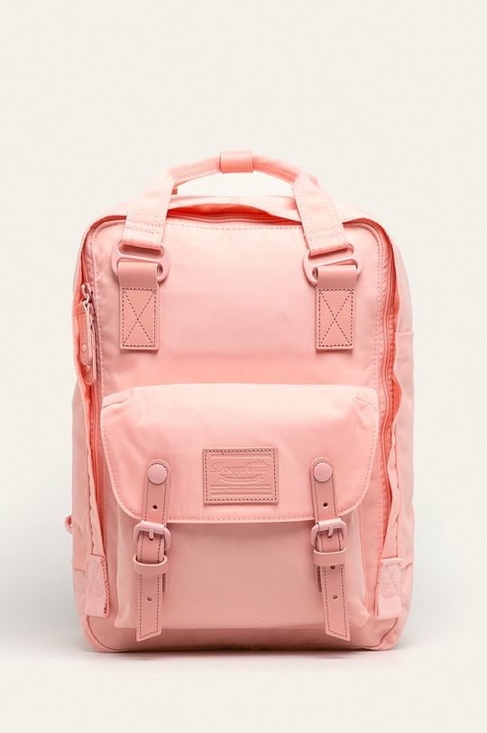 rózsaszín Doughnut - Hátizsák Macaroon Pastel Series Női