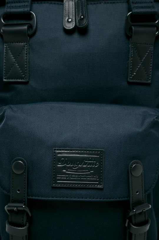Doughnut - Ruksak Macaroon Navy Series  Základná látka: 100% Textil Úprava : 100% Koža