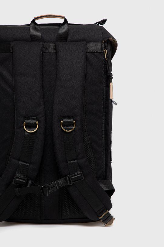 czarny Doughnut - Plecak