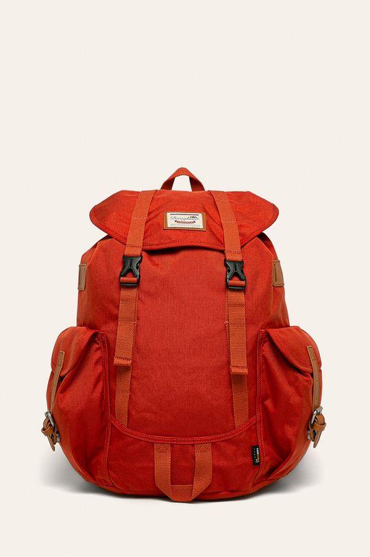 czerwony Doughnut - Plecak Woodland Cordura Unisex