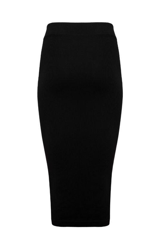MUUV - Sukňa Ribbed High Waist  95% Bavlna, 5% Vlna