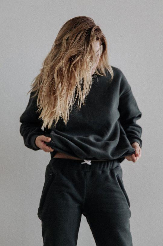 MUUV - Nohavice Soft Touch sivá