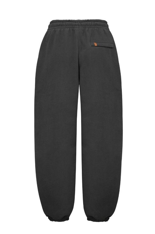 gri MUUV - Pantaloni Smooth Cotton