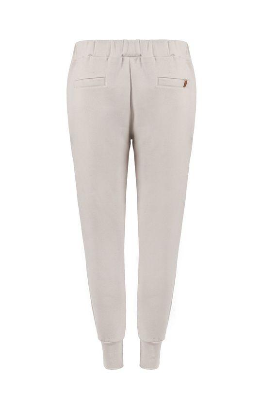 MUUV. - Spodnie Soft Touch kremowy