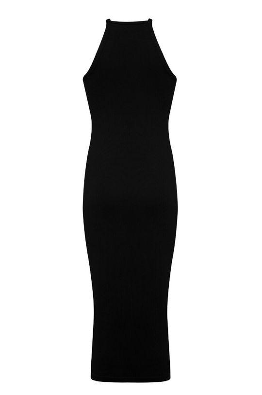 čierna MUUV - Šaty Halter Strap