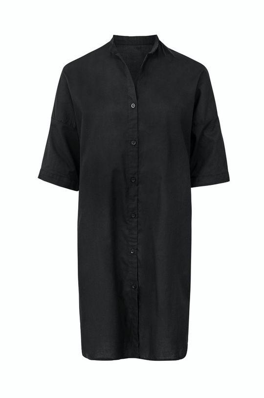 MUUV - Sukienka Beach Shirt czarny