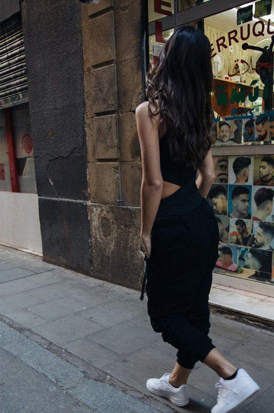 MUUV - Top Walkin Rio negru