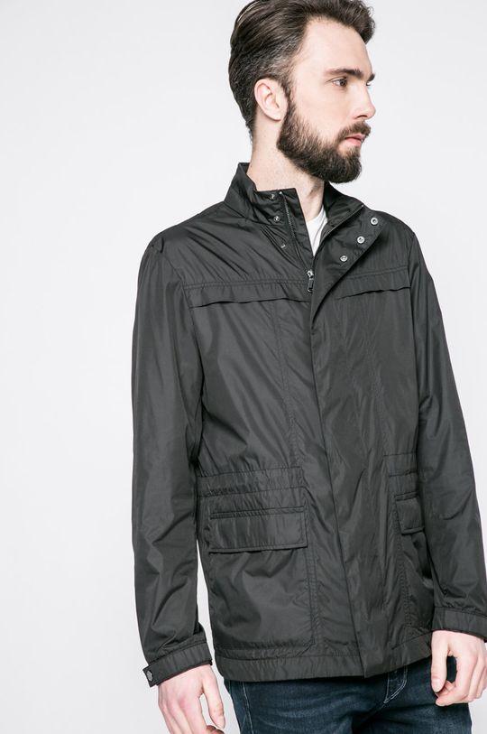 чорний Geox - Куртка Чоловічий