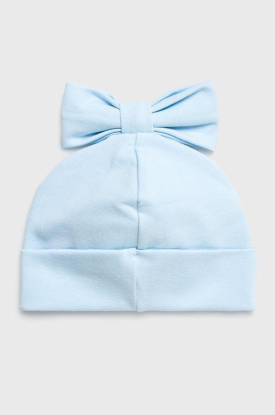 Giamo - Czapka dziecięca jasny niebieski