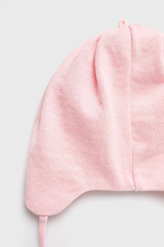 Giamo - Dětska čepice růžová