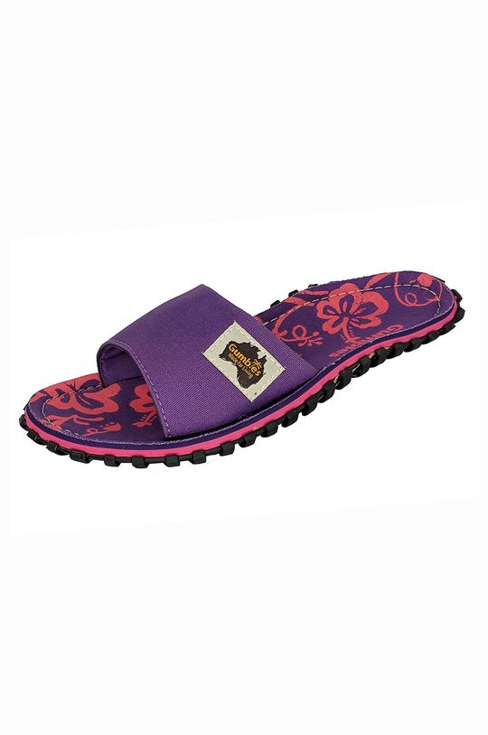 Gumbies - Papuci violet