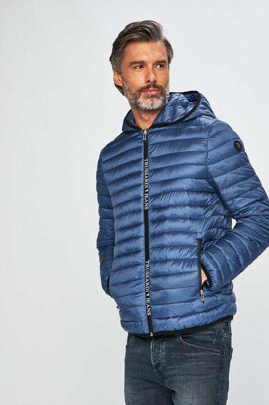 modrá Trussardi Jeans - Bunda