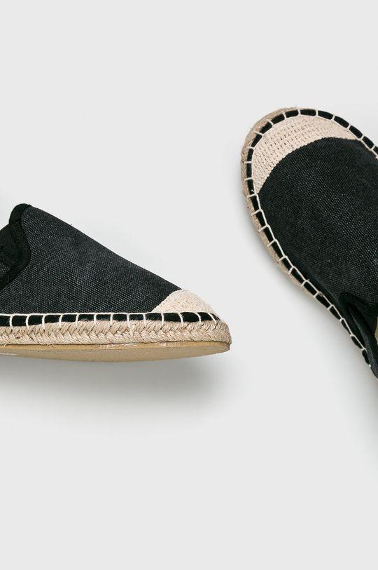 Cross Jeans - Espadryle  Cholewka: Materiał tekstylny Wnętrze: Materiał tekstylny Podeszwa: Materiał syntetyczny