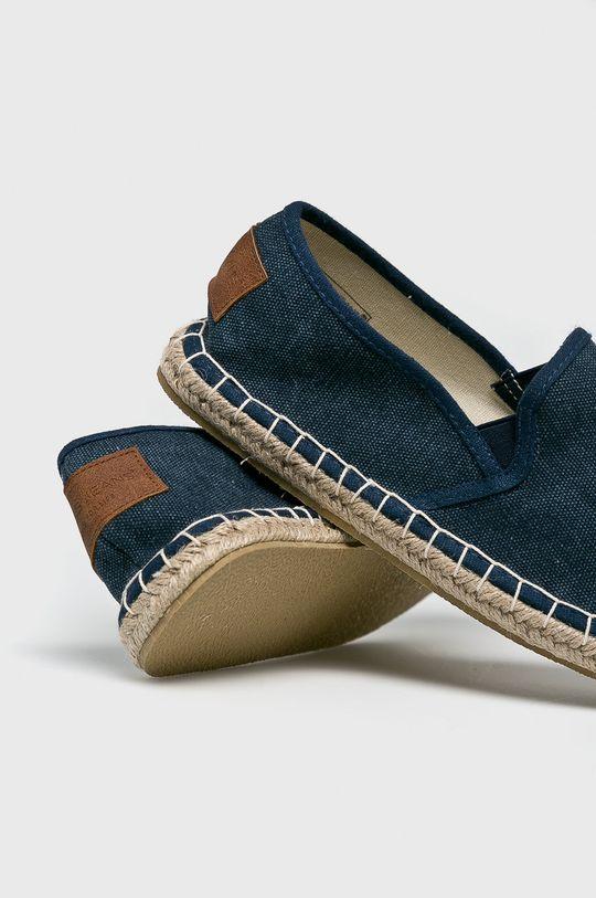 bleumarin Cross Jeans - Espadrile