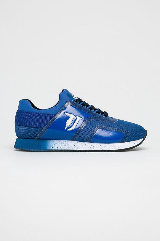 modrá Trussardi Jeans - Boty Pánský