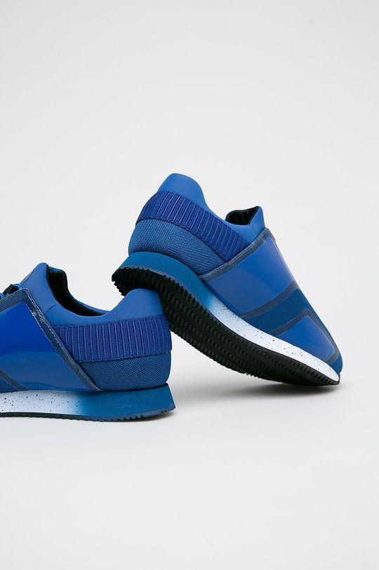 modrá Trussardi Jeans - Boty