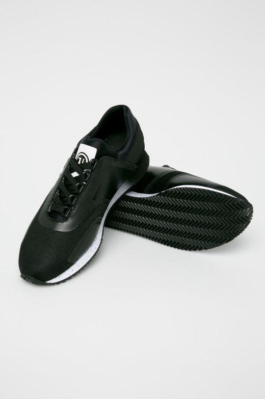 černá Trussardi Jeans - Boty