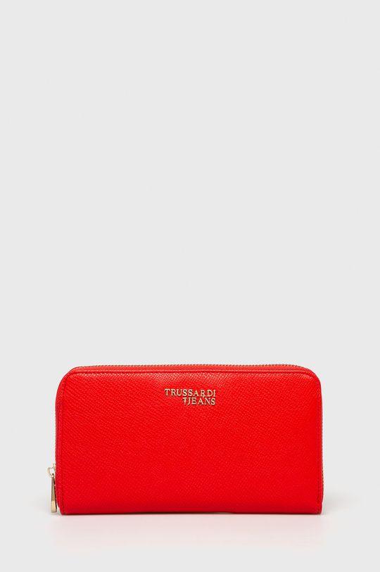 červená Trussardi Jeans - Peněženka Dámský
