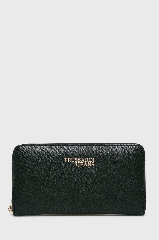 černá Trussardi Jeans - Peněženka Dámský