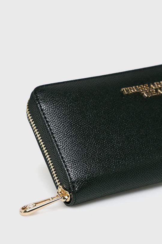 Trussardi Jeans - Peněženka černá