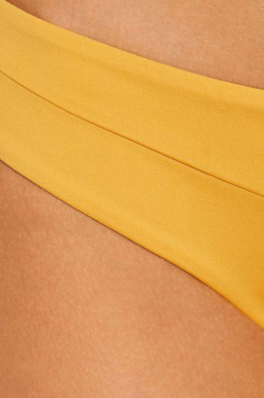 žlutá Volcom - Plavkové kalhotky