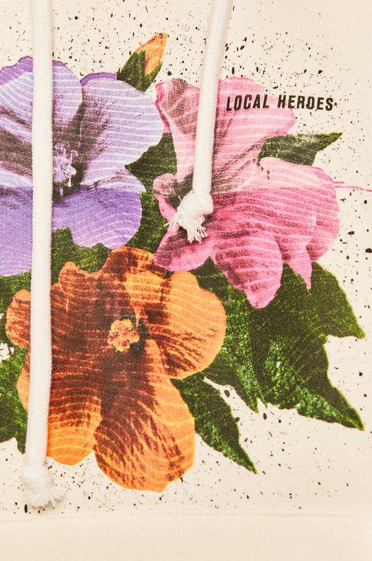 Local Heroes - Mikina Flower Dámsky
