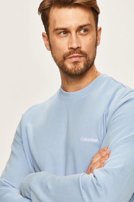 albastru deschis Calvin Klein - Bluza