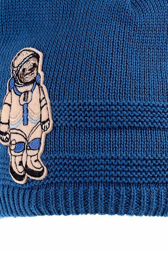 Giamo - Czapka dziecięca niebieski