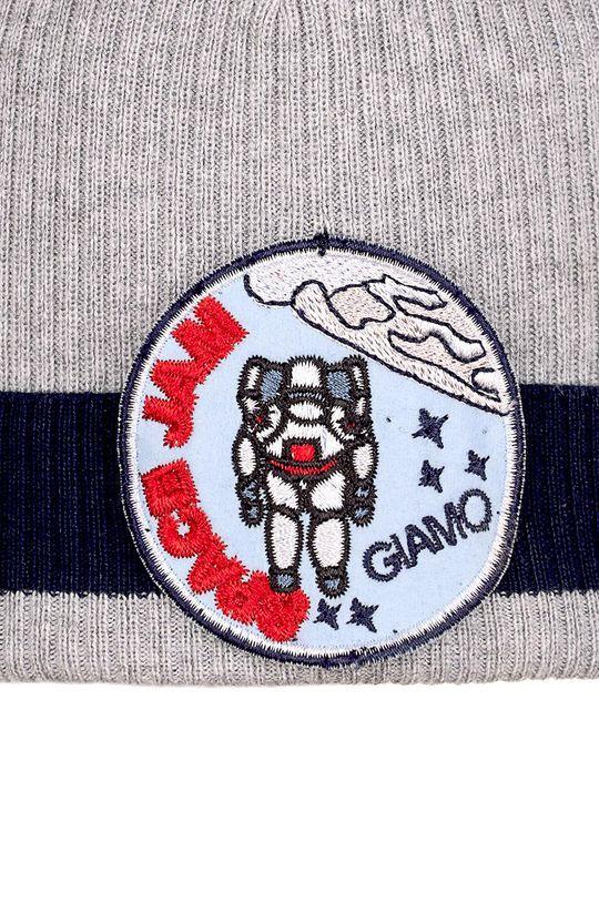 Giamo - Czapka dziecięca szary