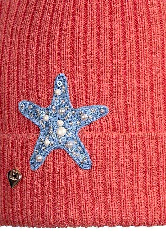 Giamo - Детска шапка наситеночервен